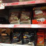 海外旅行、みんな大好きスーパーマーケットでのお買い物!!第一弾!!