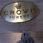 12月1日オープン!!!6つ星ホテルクラウンタワーのレストランのお味はいかに????