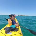 Go go kayak! Go go Active! Go go ペンギン島!!!