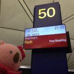 パースへ帰ろう~香港での乗り継ぎ編最終回、注意点はただ1つのみ!!
