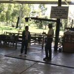 カバシャムワイルドライフパークとスワンバレーのコンビ